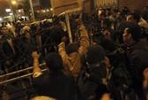 Tổng thống Ai Cập chạy khỏi dinh thự
