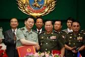 Trung Quốc sẽ huấn luyện quân đội Campuchia