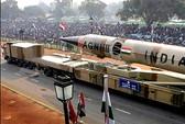 Ấn Độ lần đầu khoe tên lửa bao trùm Trung Quốc