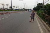 Cảnh sát giao thông bị cướp xe SH