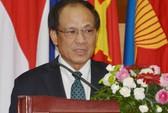 Tân TTK ASEAN Lê Lương Minh phát biểu về biển Đông