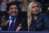 Maradona lần thứ năm lên chức cha