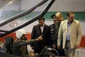 """Iran khoe chiến đấu cơ tự chế """"hàng đầu thế giới"""""""