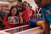 """Venezuela: """"Khó ướp thi hài ông Chavez"""""""
