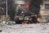 Tướng Syria tiếp tục bỏ chạy