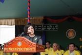Công chúa Campuchia tranh cử thủ tướng