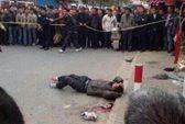Giết 2 người thân và chém bị thương thêm 11 người