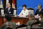 """Tổng thống Hàn Quốc quyết """"đáp trả mạnh mẽ"""" Triều Tiên"""