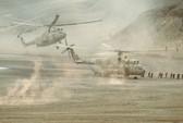 Hạ cánh khẩn cấp vào... tay Taliban