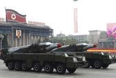 Triều Tiên di chuyển tên lửa đến bờ đông