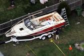 """Tìm thấy """"thư trên thuyền"""" của nghi phạm Boston"""