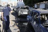 Lebanon - Israel đều trúng rốc két