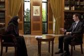 """Israel làm tổng thống Syria """"mất hứng"""""""