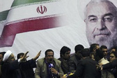 Giáo sĩ ôn hòa Hassan Rohani đắc cử tổng thống Iran