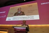 Thứ trưởng Nguyễn Chí Vịnh phát biểu tại Đối thoại Shangri-La