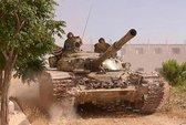 """Sĩ quan Triều Tiên """"tham gia quân đội Syria"""""""