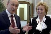 Vợ chồng Tổng thống Putin ly dị