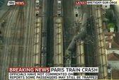 Pháp: Lật tàu hỏa, 6 người chết