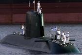 """""""Tàu ngầm Israel tấn công kho vũ khí Syria"""""""