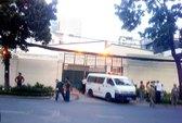 TP HCM: Nổ tại kho của tổng lãnh sự quán Mỹ, 1 người chết