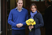 Em bé Hoàng gia Anh chào đời