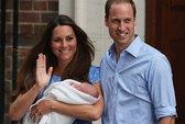Anh: Hoàng tử bé ra mắt công chúng