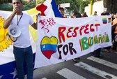 Pháp xin lỗi Bolivia, Nam Mỹ không nguôi giận