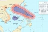 Siêu bão tiến nhanh vào biển Đông, Nam Bộ mưa to vì áp thấp