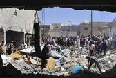 Ông Assad điều không quân về cứu quê nhà