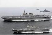 """Trung Quốc """"ngoài cứng, trong lo"""" tàu sân bay Ấn Độ"""