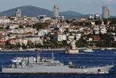 3 tàu chiến Nga sắp đến Địa Trung Hải