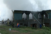 Cháy bệnh viện tâm thần Nga, 37 người chết