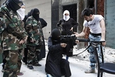 Đặc nhiệm Nga có thể đến Syria