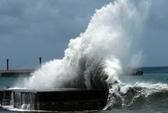 Siêu bão Usagi vào biển Đông
