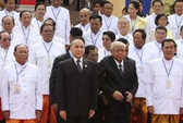 Ông Hun Sen trở thành thủ tướng nhiệm kỳ mới