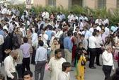 Pakistan: Động đất mạnh tạo thành đảo mới