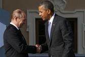 """Ông Obama """"đổi chỗ"""" cho ông Putin"""