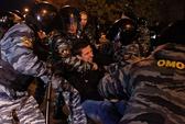 Bạo loạn bùng phát ở Moscow