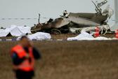Máy bay rơi cánh giữa trời, 11 người chết