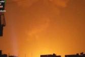 Israel dội tên lửa hủy căn cứ Syria ?