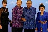 Úc nghe lén vợ chồng tổng thống Indonesia