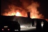 Cháy lớn ở Bắc Kinh, 12 người chết