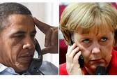 """""""5 nước nghe lén"""" điện thoại của thủ tướng Đức"""