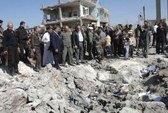 Chỉ huy Iran bị giết tại Syria