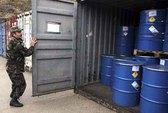 Mỹ giúp Syria thủy phân vũ khí hóa học