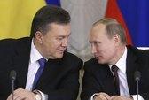 """Tổng thống Ukraine """"lờ"""" người biểu tình"""