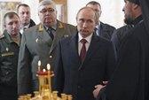 Tổng thống Nga lên án biểu tình ở Ukraine