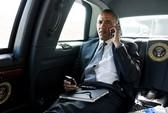 """Tổng thống Obama """"không được dùng iPhone"""""""