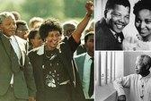 Những lát cắt cuộc đời Nelson Mandela