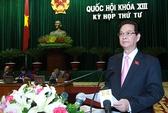 Thủ tướng nhận lỗi trước Quốc hội